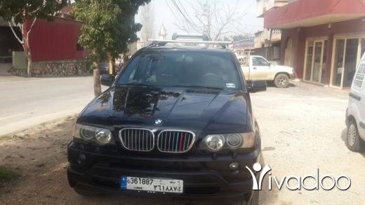BMW in Nabatyeh - x5 2001 4.4i syara ndeefe ktir 70979964