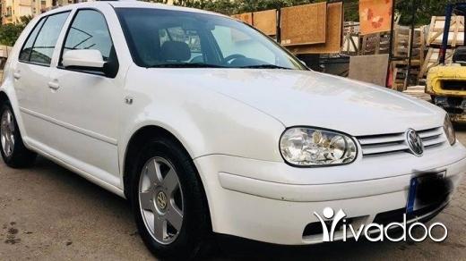 Volkswagen in Beirut City - Golf 4 mod 99 full options