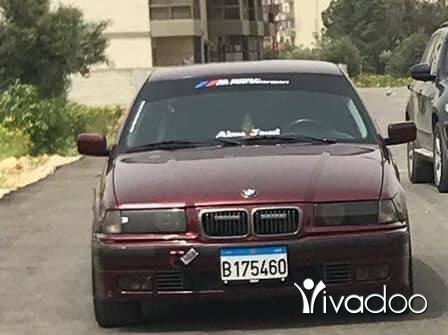 BMW in Tripoli - bmw 318