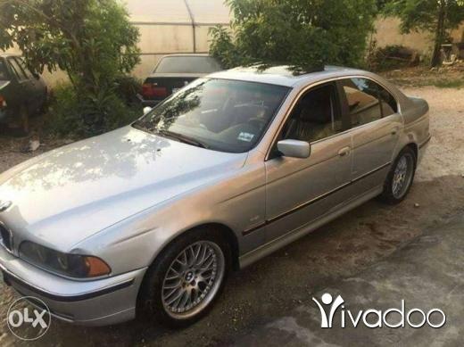BMW in Tripoli - bwm e39 528 moudel 96