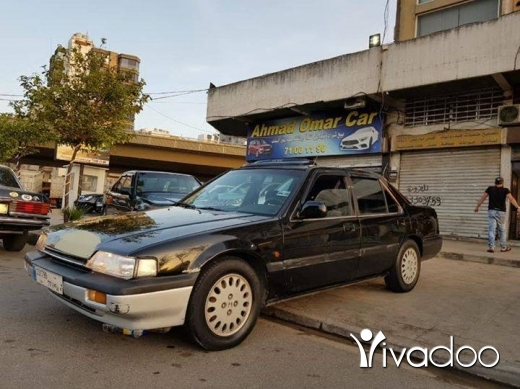 Honda in Tripoli - Honda accord model 87