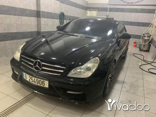 Mercedes-Benz in Beirut City - Cls 500 2006
