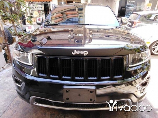 Jeep in Beirut City - Grand Cherokee v6 limited 2014