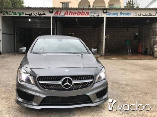 Mercedes-Benz in Beirut City - CLA250 model 2014 in mint condition