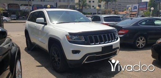 Jeep in Beirut City - Grand Cherokee 2015 V6 15000 Miles