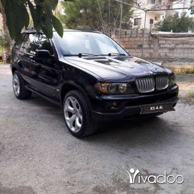 BMW in Sour - X5 4.4i 2006