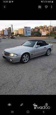 Mercedes-Benz in Batroun - Mercedes Benz sl 320 mod 94