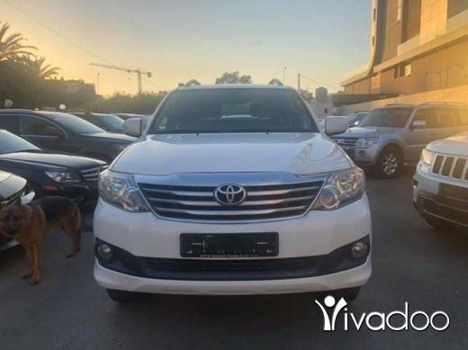Toyota in Beirut City - toyota fortuner 2012 v6 4.0 like new