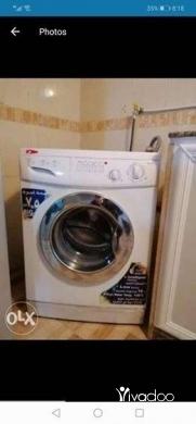 Washer Dryers in Abou Samra - غسالة اتوماتيك نضيفة جينرال ٧ كغ