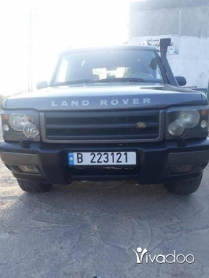 Land Rover in Beirut City - Land rover discovery 2001