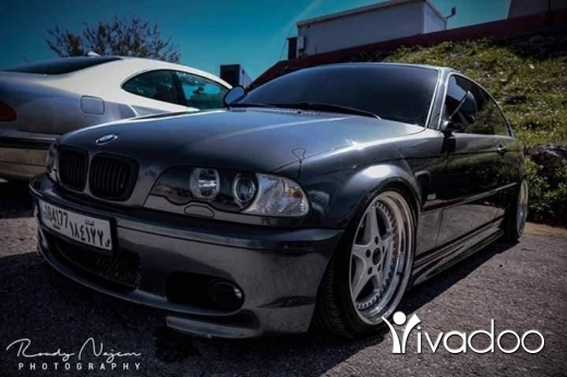 BMW in Beirut City - for sale bmw e46 325