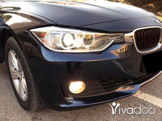 BMW in Tripoli - BMW 320i 2012