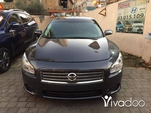 Nissan in Beirut City - Nissan maxima model 2011 full option panoramic excellent condition☎️☎️