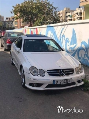 Mercedes-Benz in Beirut City - Clk 320