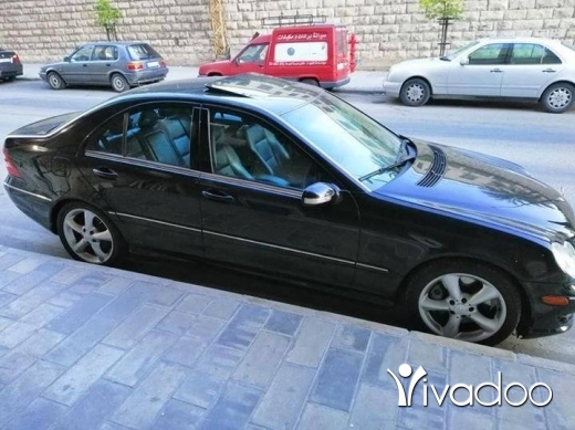 Mercedes-Benz in Saida - Marcedes C230 for sale