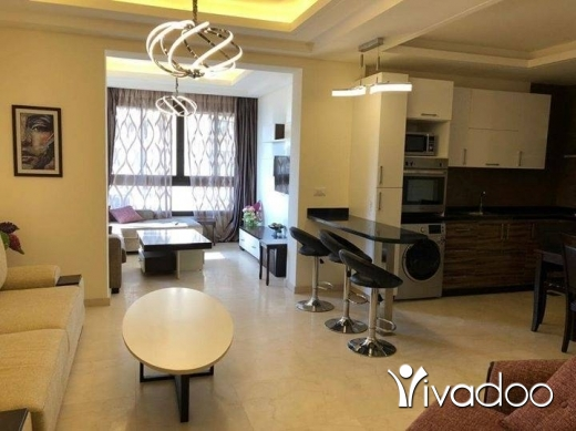 Apartments in Beirut City - Apartmenf furnished for rent in Karakas
