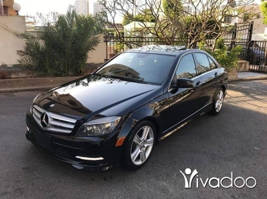 Mercedes-Benz in Beirut City - Mercedes C300 AMG 2011 for sale!