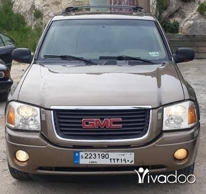 GMC in Khalde - Gmc envoy modil 2002 sLt jdid 4wel angad