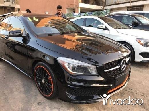 Mercedes-Benz in Beirut City - CLA 250 MOD. 2016