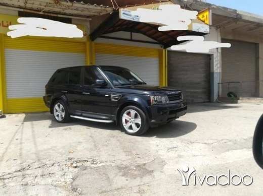 Rover in Aley - RANGE ROVER SPORT 2010 HSE LUXURY