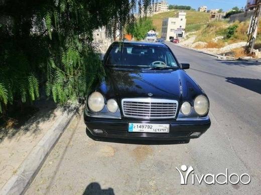 Mercedes-Benz in Nabatyeh - E320 model 1998