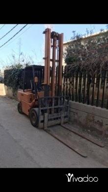 Trucks in Tripoli - سيكتريك ديزل بحاله جيده وبسعر مغري