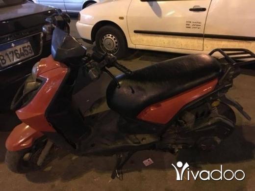 Other Motorbikes in Tripoli - موتسيكل معو اوراق للبيع ٢٥٠ ألف موجود بأبو سمرا للأستفسار71636624