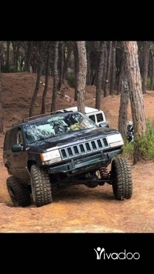 Jeep in Baabdat - For sale grand cherokee manuel