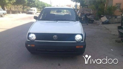 Volkswagen in Nabatyeh - Golf ba3da kayen 1988
