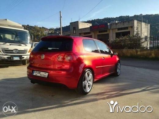 Volkswagen in Jdeidet el-Chouf - Golf 5