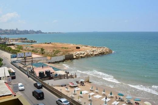 Apartments in Jounieh - شقة مقابل البحر