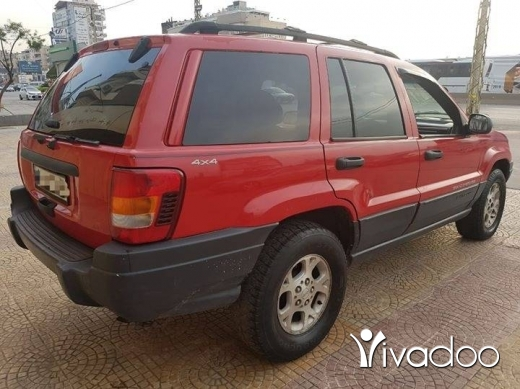 Jeep in el-Khalleh - Jeep grand Cherokee laredo 99 v6 4wd