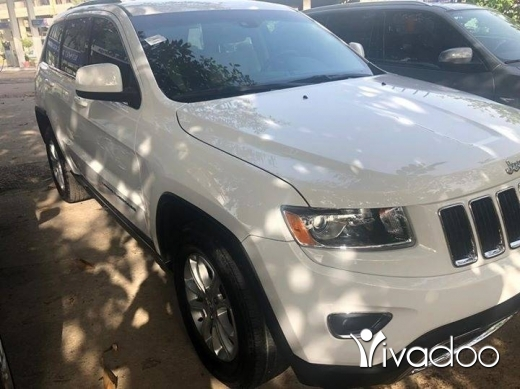 Jeep in Zouk Mikaël - 2015 JEEP GRAND CHEROKEE WHITE for sale