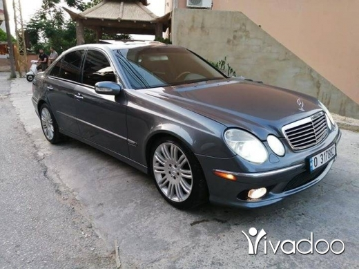 Mercedes-Benz in Deir Ammar - 211 بلورق 2006 لوك ام جا للبيع