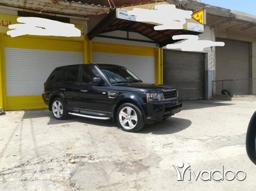 Land Rover in Beirut City - RANGE ROVER SPORT 2010 HSE LUXURY