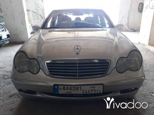 Mercedes-Benz in Nakhleh - Mercedes-benz c230 2003