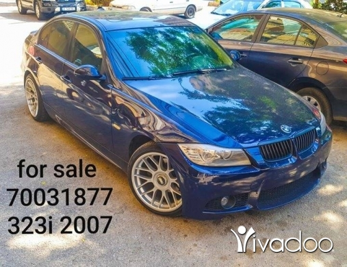 BMW in Port of Beirut - Bmw 323i 2007 look m3