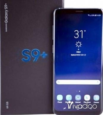 Samsung in Deir Ammar - S9 plus 64gb 6ram like new with box