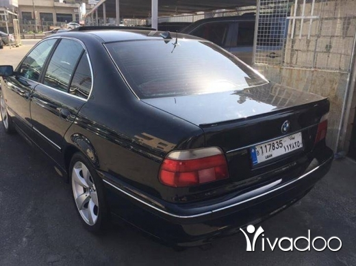 BMW in Beirut City - BMW 528 model 97