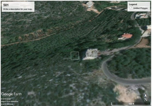 Land in Hamra - ارض في البرجين للبيع او المقايضة Land in Bourjein for sale or barter