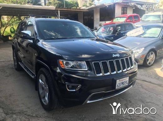 Jeep in Beirut City - 2014 Grand Cherokee Laredo