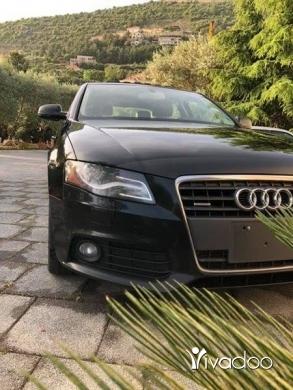 Audi in Jdeidet el-Chouf - Audi A4 2012 2.0T black on black sport package