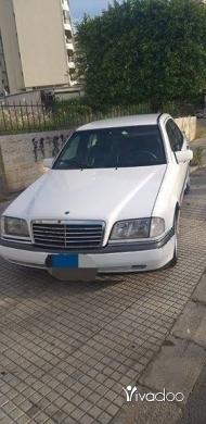 Mercedes-Benz in Al Dahye - مرسيدس ١٨٠ c موديل ٩٤