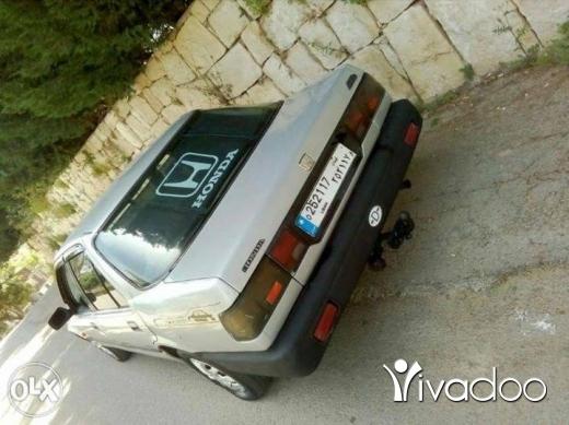 Honda in Sarafande - هوندا أكورد موديل ٨٦ إنقاص