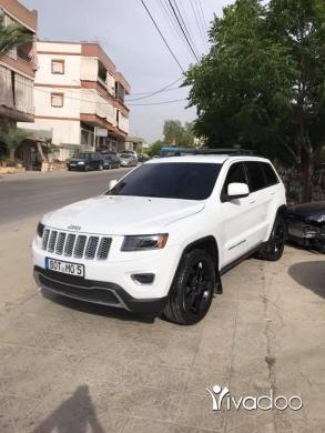 Jeep in Beirut City - Cherokee 2014 4weel