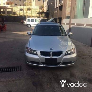 BMW in Nabatyeh - 325 sayara 7elwe 2006