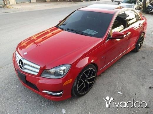 Mercedes-Benz in Akkar el-Atika - Mercedes Benz c250 2013