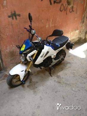 Baotian in Bourj el Barajneh - Honda Grom