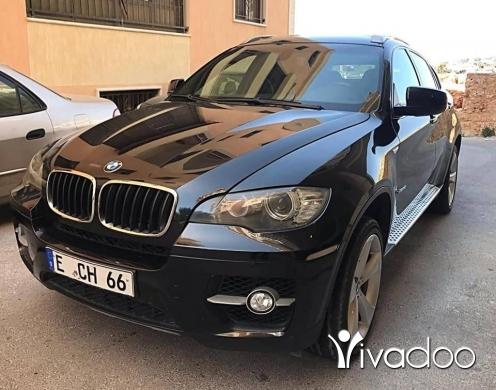 BMW in Beirut City - Bmw x6 mod 2009