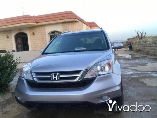 Honda in Sour - CRV 2010